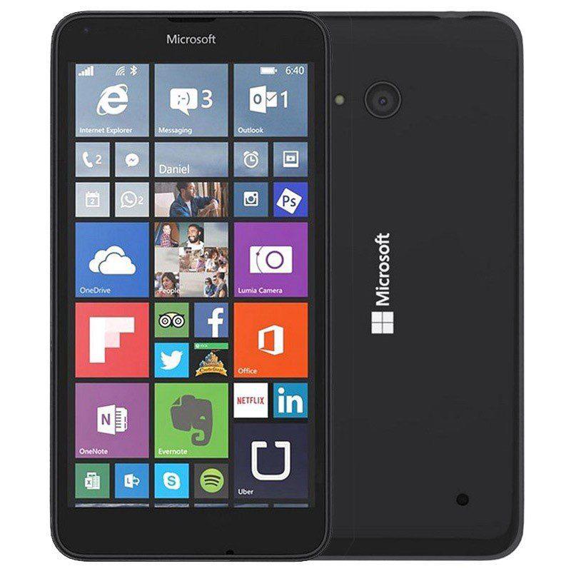 محافظ و گارد ژله ای Microsoft Lumia 640