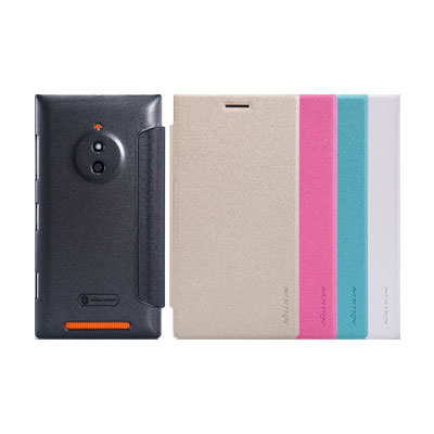 Nokia Lumia 830 nillkin NEW LEATHER CASE