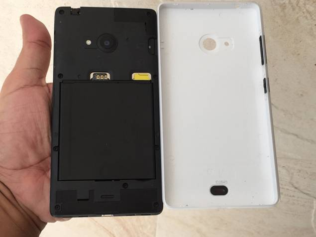 Microsoft Lumia 540 Dual SIM Battery
