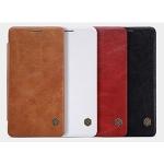 Microsoft Lumia 950 Qin leather case