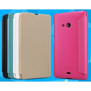 Microsoft Lumia 540 NEW LEATHER CASE- Sparkle Leather