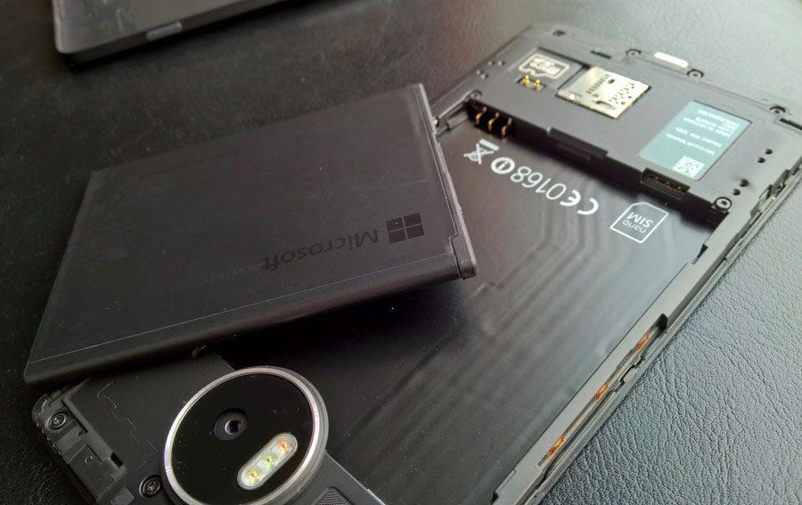 باتری لومیا 950 XL