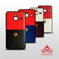 Fashion Artificial leather Case For Lumia 640 XL