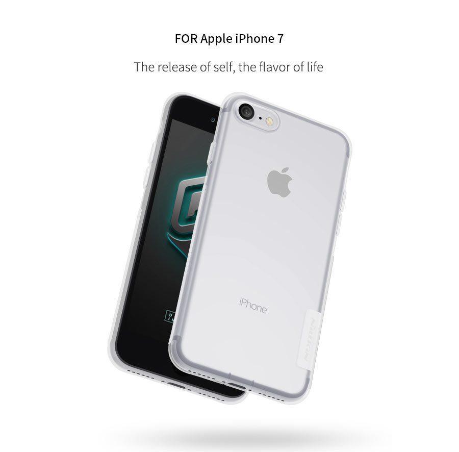 Apple iPhone 7 Nillkin TPU case