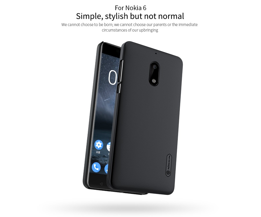 Nokia 6 Super Nillkin Frosted Shield