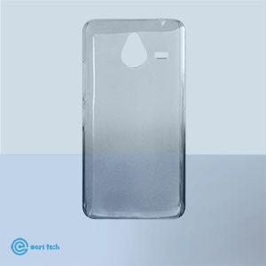 گارد محافظ شفاف پلاستیک مخصوص Lumia 640XL