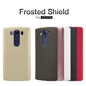 LG V10 Nillkin Super Frosted Shield