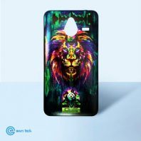 Lumia 640 XL Angry Lion Fantasy Guard