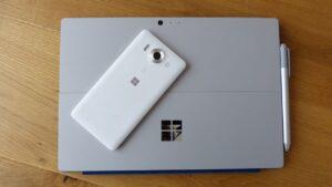 lumia 950 Design