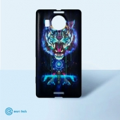 Lumia 950 XL Blue Tiger Fantasy Guard