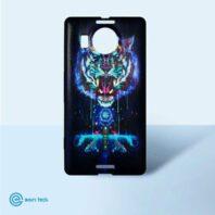 Lumia 950 XL Blue Tiger Fantasy Guard