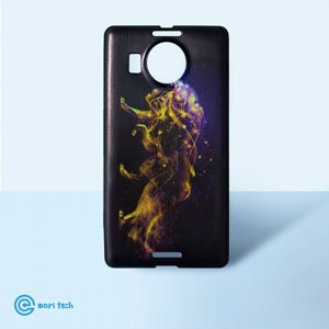 Lumia 950 XL Galaxy Lion Fantasy Guard