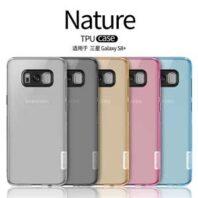 Samsung Galaxy S8 + Nillkin TPU case