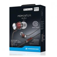 Sennheiser Momentum In Ear M2 I_red_open