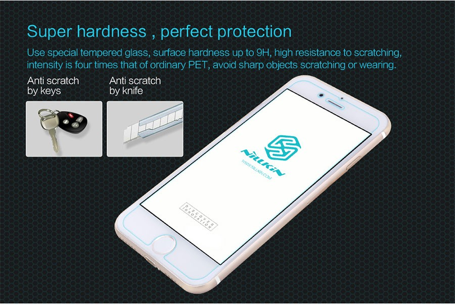 Apple iPhone 7 H Anti-Explosion Glass Screen Protect