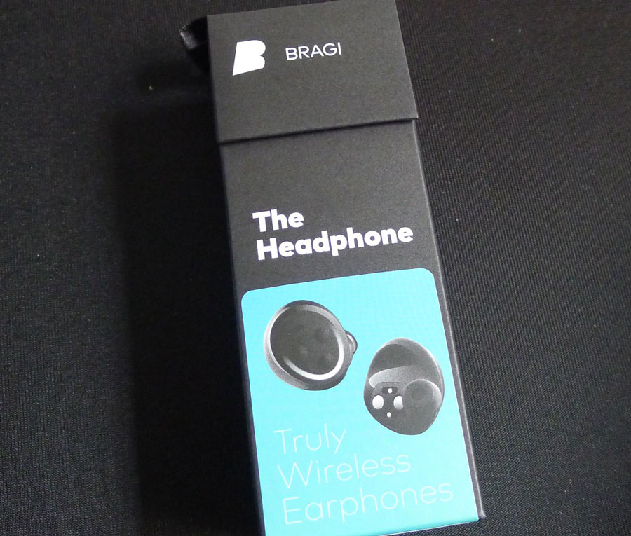 Bragi The Headphone