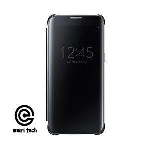 کاور اصل Galaxy S7 edge Clear View Cover