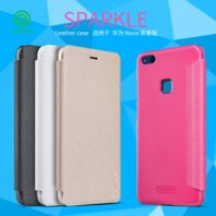 Nillkin HUAWEI P10 Lite NEW LEATHER CASE