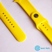 iWatch Yellow Sport Band