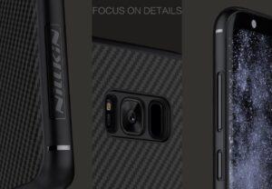 محافظ Samsung Galaxy S8 Nillkin Synthetic fiber