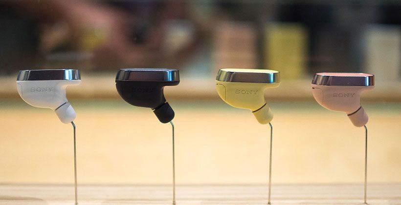 دستیار صوتی بلوتوثی Sony Xperia Ear XEA10