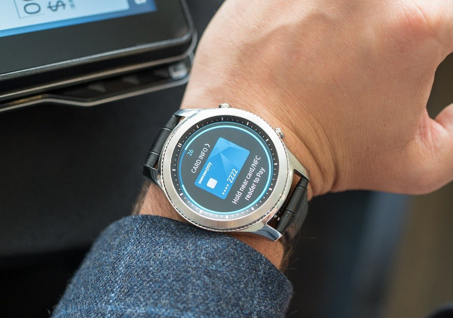 ساعت کلاسیک سامسونگ gear S3