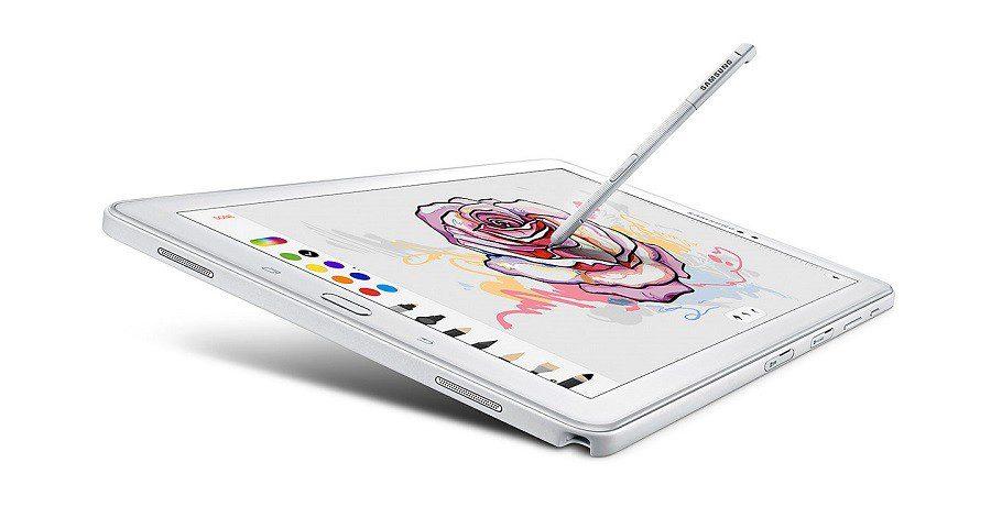 گلکسی تب ای 10.1 همراه قلم