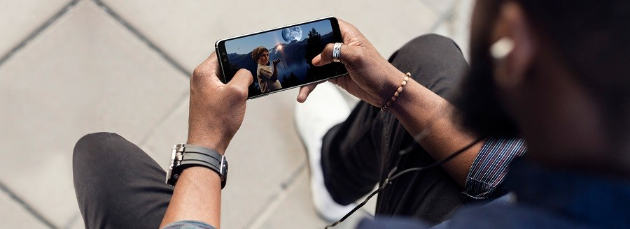 سامسونگ گلکسی A8 پلاس 2018