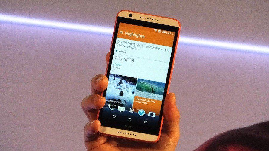 گوشی HTC Desire 820s