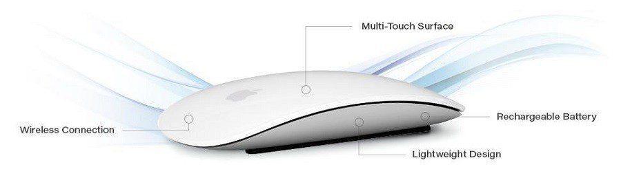 موس اپل مجیک 2