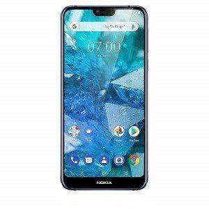 گوشی موبایل نوکیا 7.1 (Nokia 7.1) دو سیم کارت با ظرفیت 64 گیگابایت