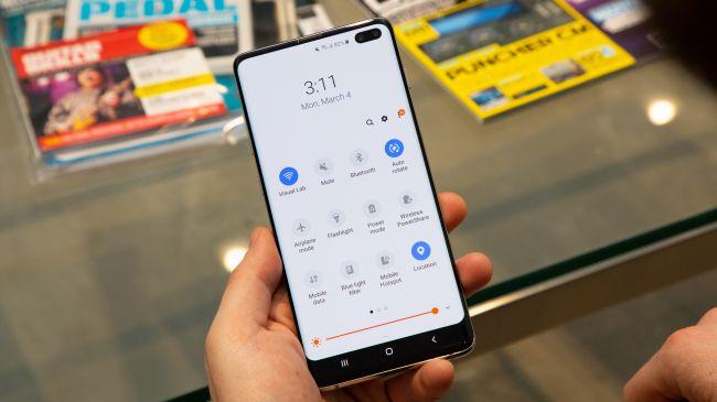 گوشی سامسونگ گلکسی S10 پلاس | Galaxy S10 Plus