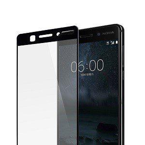 گلس محافظ صفحه نمایش سه بعدی مخصوص نوکیا 2