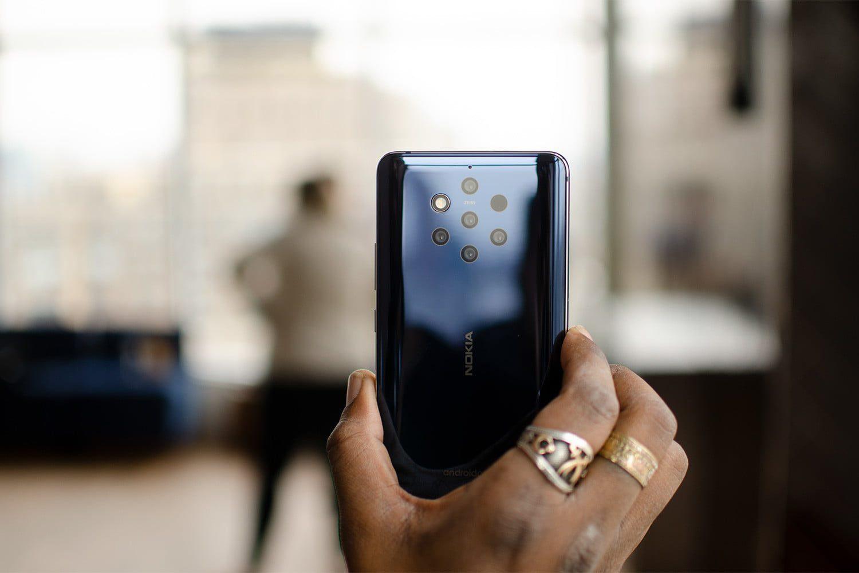 مشخصات کامل گوشی Nokia 9 Pureview در لیست سایت JD ظاهر شد!