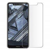 محافظ صفحه نمایش شیشه ای آر جی (RG) نوکیا 5.1 پلاس