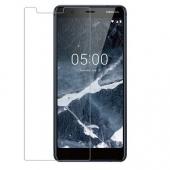 محافظ صفحه نمایش شیشه ای آر جی (RG) نوکیا 5.1
