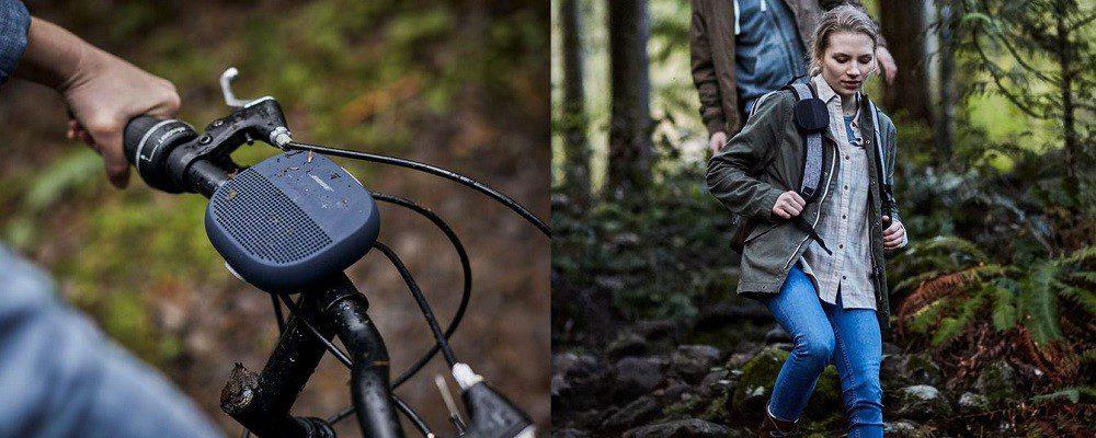 اسپیکر وایرلس بلوتوث ضد آب شارژی بوز Bose SoundLink Micro Black