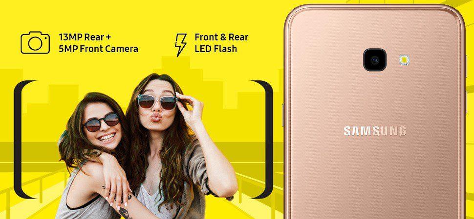 گوشی گلکسی جی 4 پلاس سامسونگ   Samsung Galaxy J4 PLUS