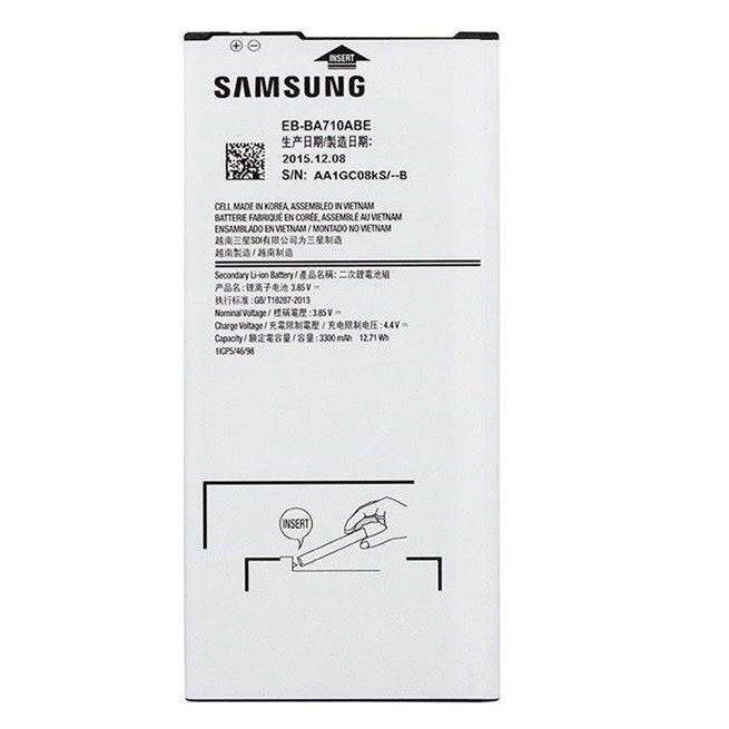 باتری اورجینال گوشی موبایل سامسونگ گلکسی A7 2016
