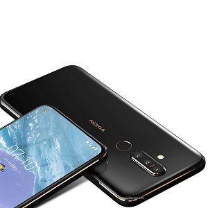 گوشی موبایل نوکیا ایکس 71 | Nokia X71
