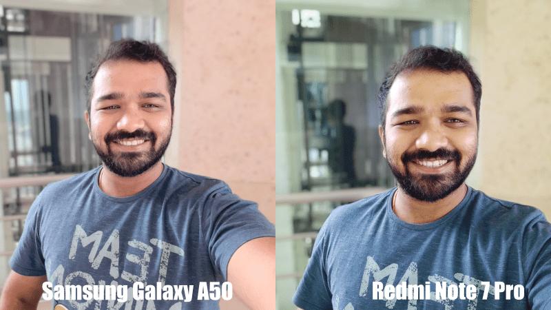 مقایسه ی گوشی های ردمی نوت 7 پرو  و سامسونگ A50: دوربین، عملکرد و عمر باتری