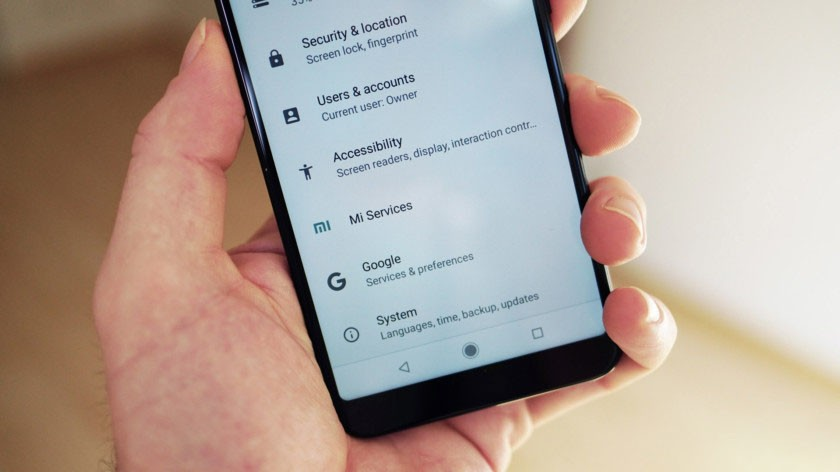 Xiaomi-Mi-A2-settings