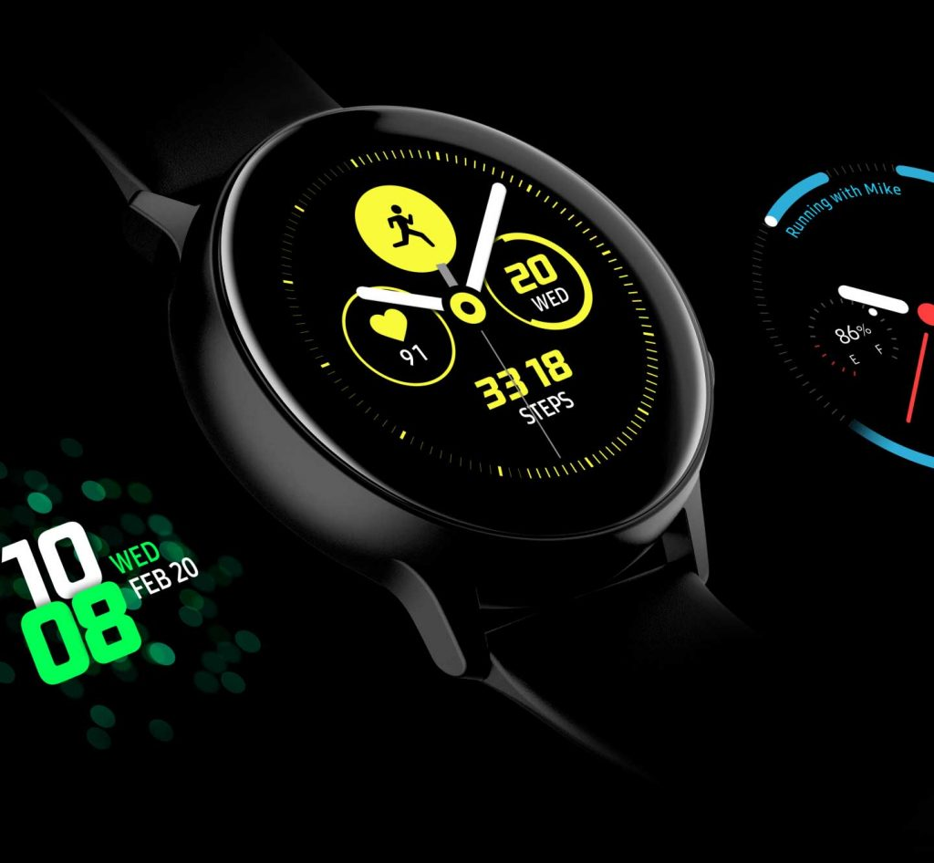 Samsung Galaxy Watch Active img