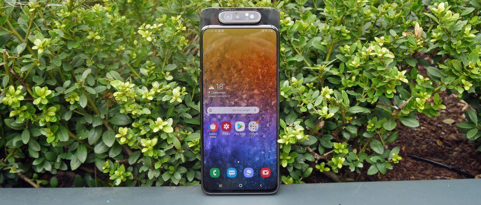 گوشی موبایل سامسونگ گلکسی ای 80 - Galaxy A80