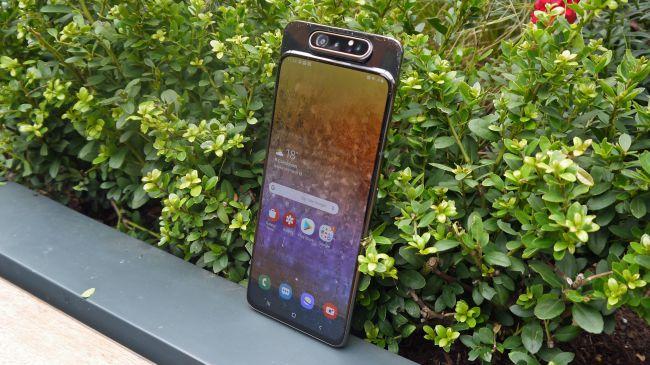 خرید سامسونگ گلکسی ای 80 - Galaxy A80