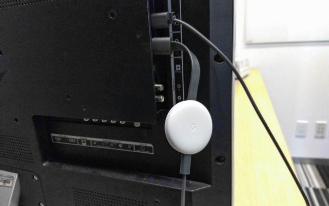 طراحی Chromecast 3 - کروم کست 3
