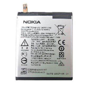 باتری اورجینال نوکیا 5 با ظرفیت 2900 میلی آمپر ساعت