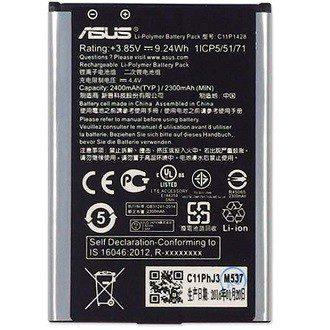 باتری موبایل مدل C11P1428 با ظرفیت 2400mAh مناسب برای گوشی Zenfone 2