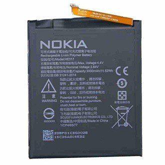 باتری اورجینال نوکیا 6 با ظرفیت 3000 میلی آمپر ساعت