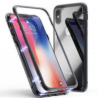 قاب مگنتی آیفون گوشی Apple iPhone X/XS